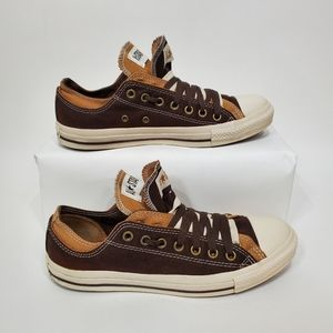 Converse All Star Double Up Low Top Sneakers
